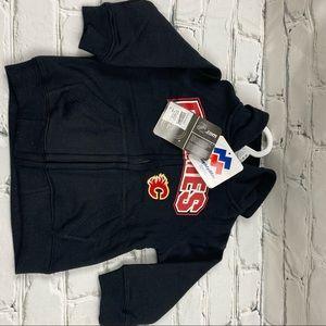 NWT Calgary Flames toddler hoodie